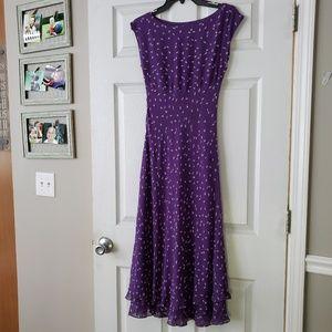 Chadwicks purple dress